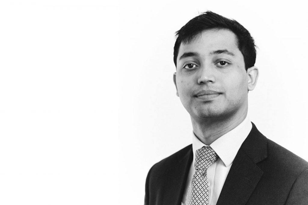 Getting to know the team: <br>Aditya Singh, Treaty Analyst